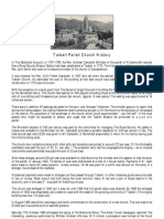 Tarbert - Parish Church History