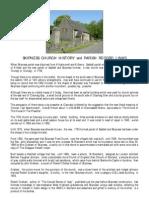 Skipness - Church History and Parish Record Links