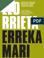 Cuadernillo Oferta Educativa Elorrieta Erreka Mari. 10-11