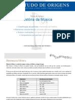 ARTIGO - Origem - História Da Música (Completo)
