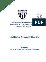 Xi Torneo Internacional 2011