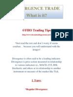 Trading Divergences