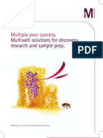 Multiwell Solutions for Discovery Research and Sample Prep