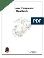 Company Commander Handbook V2010 _1