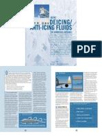 De-Icing and Anti-Icing Fluids