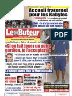 LE BUTEUR PDF du 14/07/2011