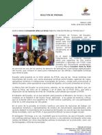 Nueva marca Ecuador Ama la Vida debuta con éxito en la FITUR 2011. Foto 64