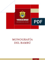 MONOGRAFÍA DE BAMBÚ
