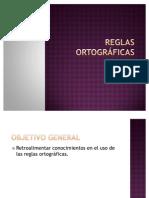 Reglas Ortográficas Capacitacion