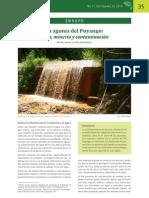 11. La agonía del Puyango. Marta Guerra y David Zaldumbide