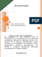 HALLAZGO DE AUDITORÍA