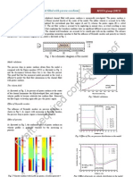 Fluid Flow in Cylindrical Channel Filled With Porous Medium (Need Corrected Proof)