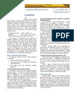 Galvanic Corrosion - Fact Sheet #10