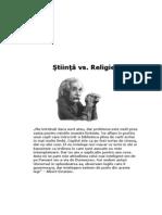 stiinta vs religie