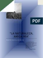 proyecto naturaleza 2011
