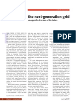 The Next Generation Grid