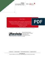 Hevia 2011 participación y organizaciones en Brasil
