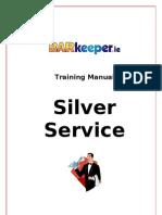 Training Manual Silver Service