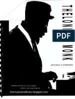 45462222 Thelonious Monk Songbook