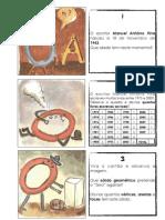 Cartas /Problemas desmatematicando