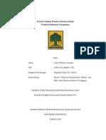 Esensi Lembaga Pemasyarakatan (PI)