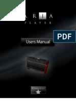 ARIA Player Manual 2010-12