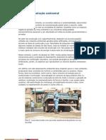 comparação de sistemas Avaliação ambiental