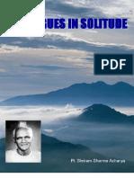 Colleagues in Solitude by Pandit Shriram Sharma Acharya