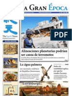 La Gran Epoca, edicion de Julio 2011