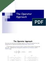 Quantum mechanics course microsoftpowerpoint-harmonicoscillator-operatorapproach