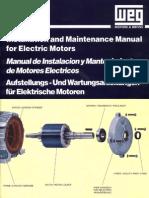 22297474 Manual de Mantenimiento e Instalacion de Motores Electricos