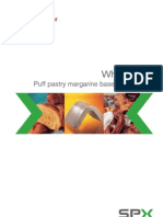 Puff Pastry Margarine Based on Palm Oil 01 2011 A4 GB