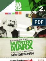 Néstor Kohan - Nuestro Marx. Fetichismo y Alienación.