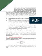 Quantum mechanics course Tunneling Part1