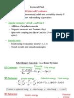 Quantum mechanics course zeemansplitting