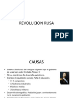 REVOLUCION RUSA alumnos
