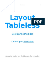 Layout Tableless