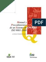 Manual Procedimiento Instructivos Registros ISO 9001