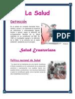 La Salud Ecuatoriana