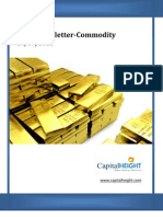 Daily Newsletter- Commodity