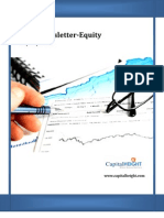Daily Newsletter- Equity