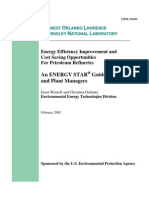 ES Petroleum Energy Guide
