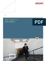 TEMS Pocket 9.0 User Manual