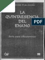 La Quintaesencia Del Enano