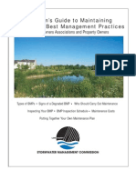 A Citizens Guide to Maintaining Storm Water Best Management Practices