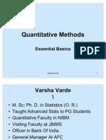 01 QuantTech Basic Class Present