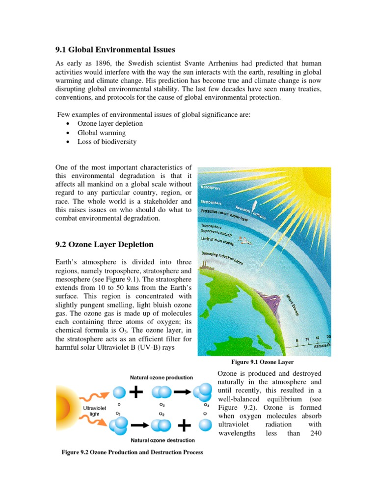 1 4 1,2 Global Environmental Issues | Ozone Depletion