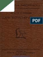 Gardiner Late-Egyptian Stories