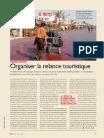 Le tourisme après les révolutions arabes - Afrique Magazine - Mai 2011