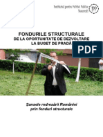 Raport Ipp Fonduri Structurale